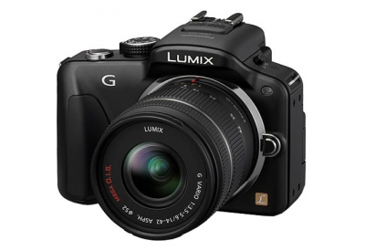 Panasonic - DMC-G3KK - Digital Cameras