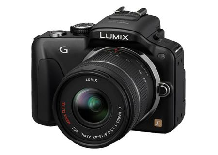 Panasonic - DMC-G3KK - Digital Cameras
