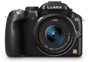 Panasonic - DMC-G5KK - Digital Cameras