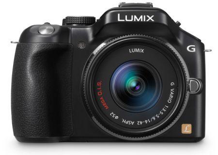 Panasonic - DMC-G5KK - Digital Cameras