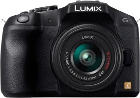 Panasonic - DMC-G6KK - Digital Cameras