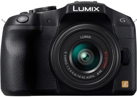 Panasonic - DMC-G6KK - Digital Cameras