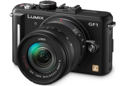 Panasonic - DMC-GF1K-K - Digital Cameras