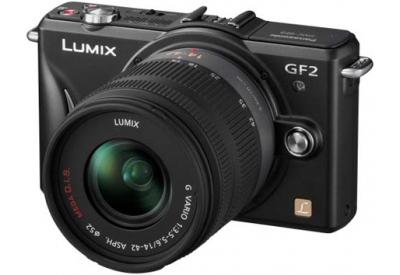 Panasonic - DMC-GF2KK - Digital Cameras