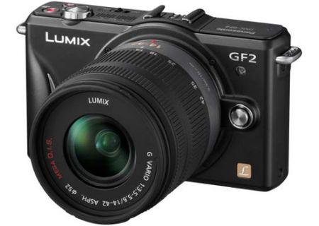 Panasonic - DMC-GF2KK - Digital Cameras