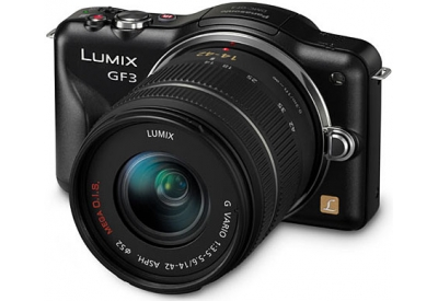 Panasonic - DMC-GF3KK - The Photo Buff