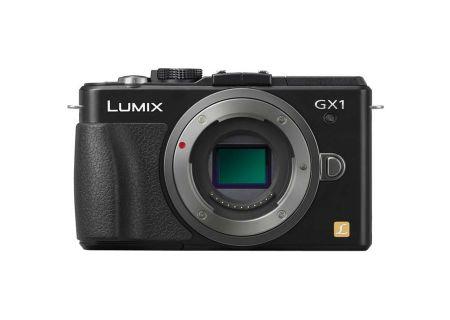Panasonic - DMCGX1KBODY - Digital Cameras