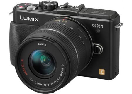 Panasonic - DMC-GX1KK - Digital Cameras