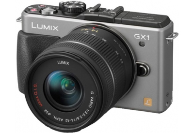 Panasonic - DMC-GX1KS - Digital Cameras