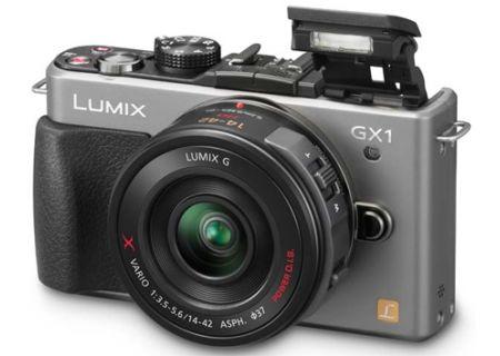 Panasonic - DMCGX1SBODY - Digital Cameras