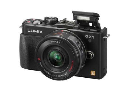 Panasonic - DMC-GX1XK - Digital Cameras