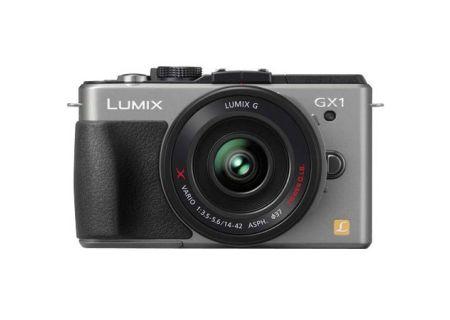 Panasonic - DMC-GX1XS - Digital Cameras