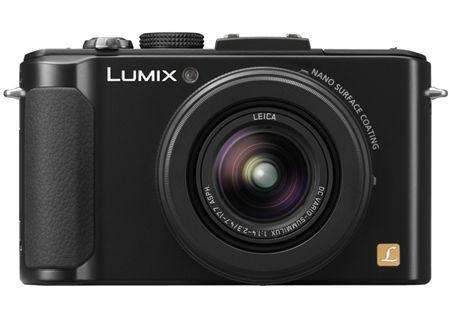 Panasonic - DMCLX7K - Digital Cameras