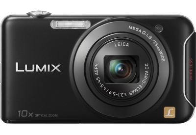Panasonic - DMC-SZ5K - Digital Cameras