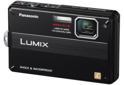 Panasonic - DMCTS10K - Digital Cameras