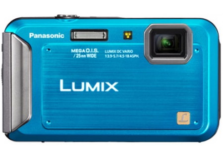 Panasonic - DMCTS20A - Digital Cameras