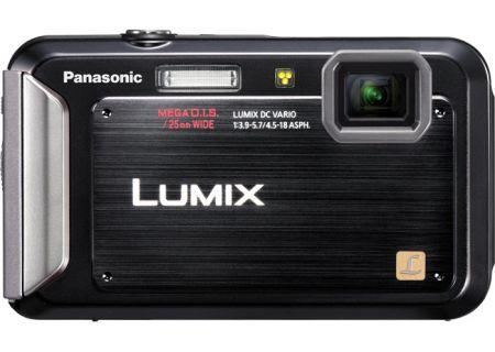 Panasonic - DMC-TS20K - Digital Cameras