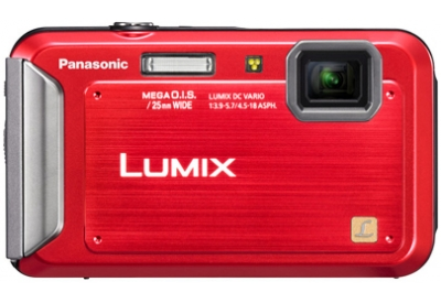 Panasonic - DMCTS20R - Digital Cameras