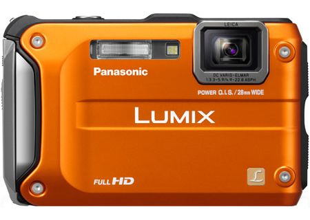 Panasonic - DMC-TS3D - Digital Cameras