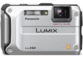 Panasonic - DMC-TS3S - Digital Cameras