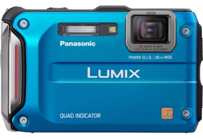 Panasonic - DMC-TS4A - Digital Cameras
