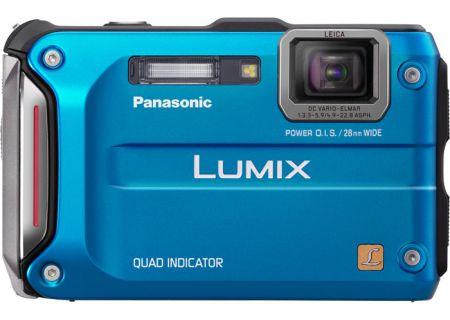 Panasonic - DMC-TS4A - Digital Cameras
