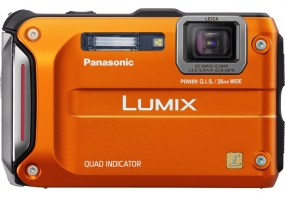 Panasonic - DMC-TS4D - Digital Cameras