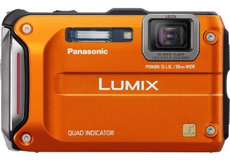 Panasonic - DMC-TS4D - Digital Cameras