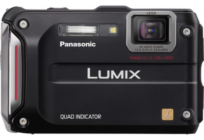 Panasonic - DMC-TS4K - Digital Cameras