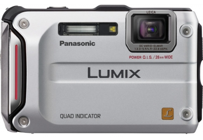Panasonic - DMC-TS4S - Digital Cameras