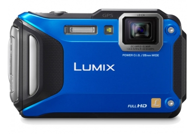 Panasonic - DMC-TS5A - Digital Cameras