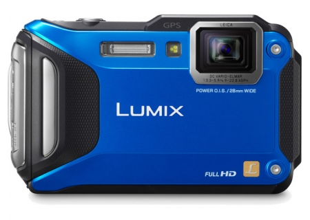 Panasonic - DMC-TS5A - Digital Cameras