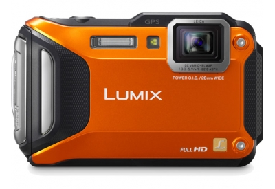 Panasonic - DMC-TS5D - Digital Cameras
