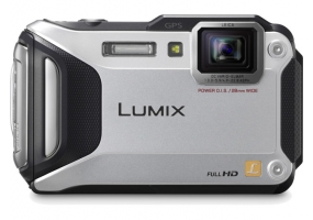 Panasonic - DMC-TS5S - Digital Cameras