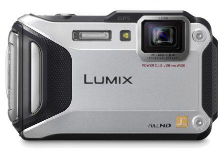Panasonic - DMC-TS5S - Digital Cameras