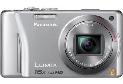 Panasonic - DMC-ZS10S - Digital Cameras