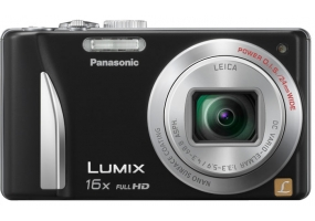 Panasonic - DMC-ZS15K - Digital Cameras