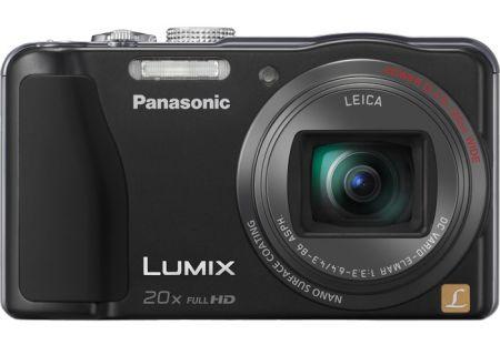 Panasonic - DMC-ZS20K - Digital Cameras