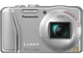 Panasonic - DMC-ZS20S - Digital Cameras
