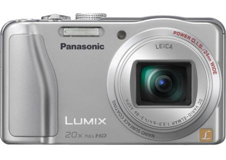 Panasonic - DMC-ZS20S - Digital Cameras
