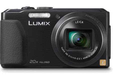 Panasonic - DMC-ZS30K - Digital Cameras