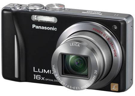 Panasonic - DMCZS8K - Digital Cameras