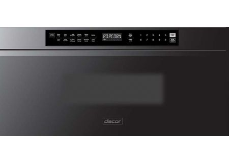 """Dacor Modernist 30"""" Graphite Stainless Steel Microwave-In-A-Drawer  - DMR30M977WM"""