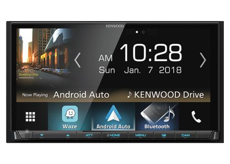 Kenwood eXcelon Digital Media Receiver With Bluetooth - DMX-7705S