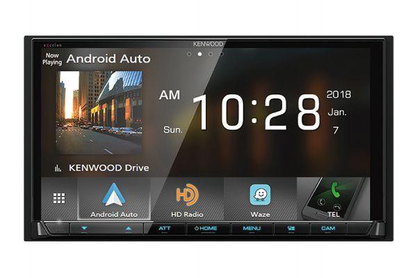 Kenwood eXcelon Digital Media Receiver With Bluetooth - DMX-905S
