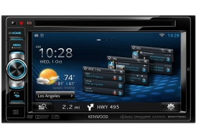 Kenwood - DNN770HD - Car Navigation and GPS