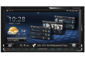 Kenwood - DNN990HD - Car Navigation and GPS