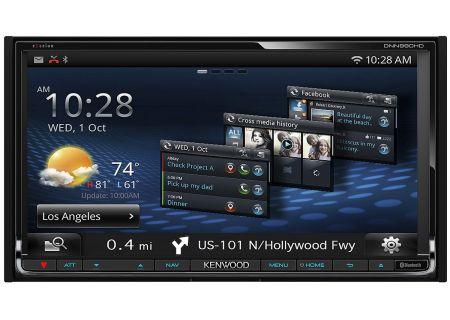 Kenwood - DNN990HD - In-Dash GPS Navigation Receivers