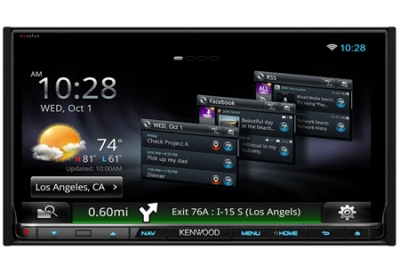 Kenwood - DNN991HD - Car Stereos - Double Din