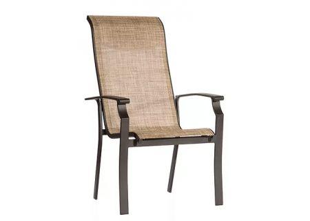 Veranda Classics Peninsula Collection Sling Dining Chair Set - DNST4301L-ET2-4PK
